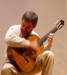 Marco Pereira of International Guitar Night